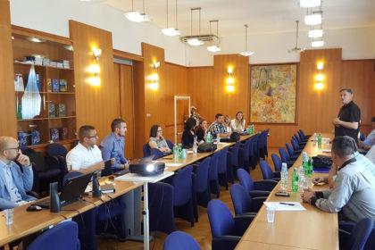 EFOS Management - doktorska radionica