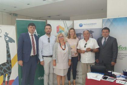 Prezentacija poslijediplomskih obrazovnih programa EFOS-a u Podravki