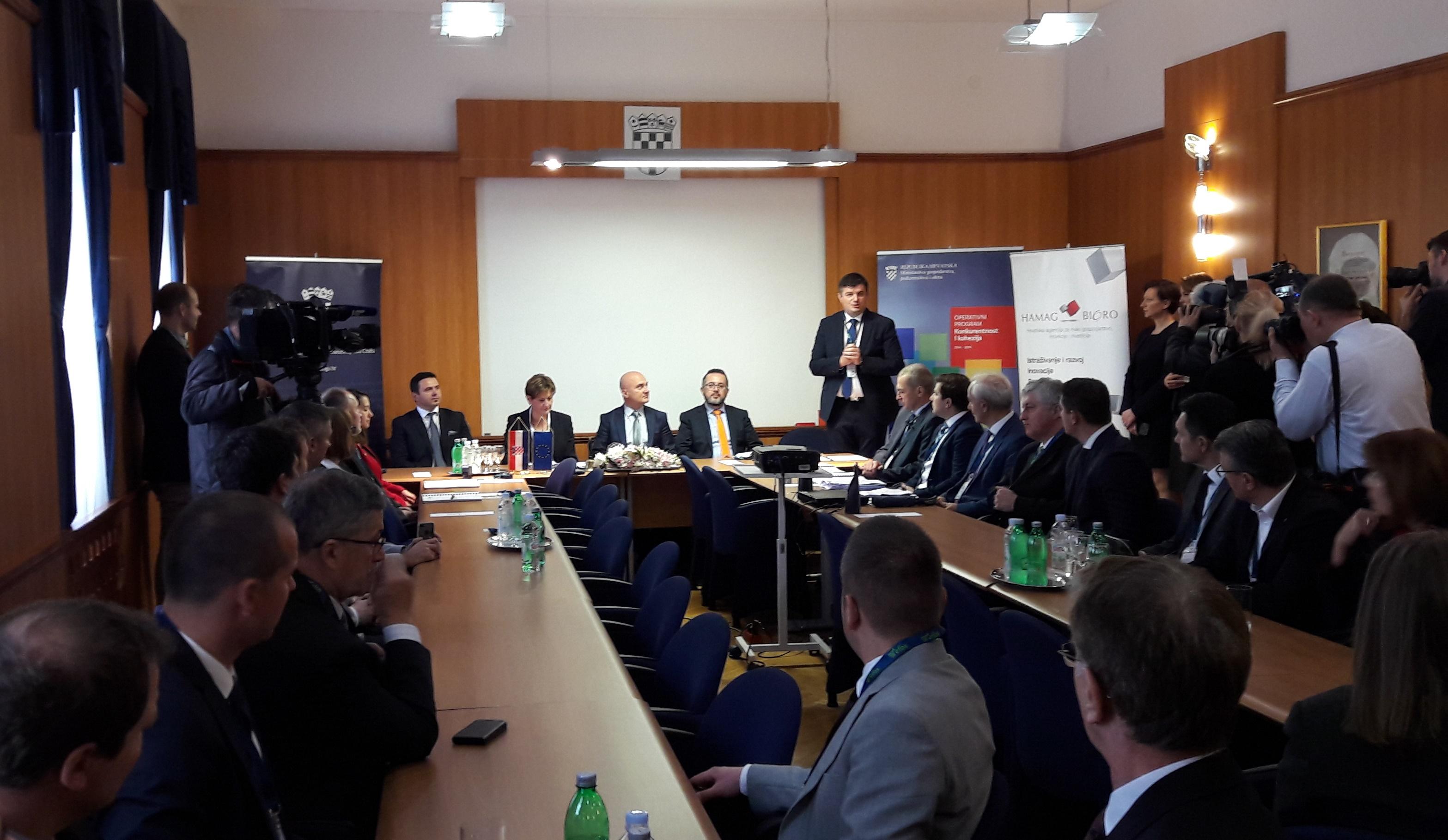 """III Znanstveni forum """"Pametnim specijalizacijama do pametnog ekonomskog rasta"""""""